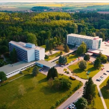 Health Spa Resort Diaman Dudince Slovakia